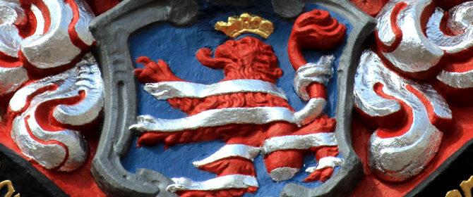 Thüringer Wappen wie neu – Verein für Stadtgeschichte Gotha trug Geld für die Sanierung zusammen