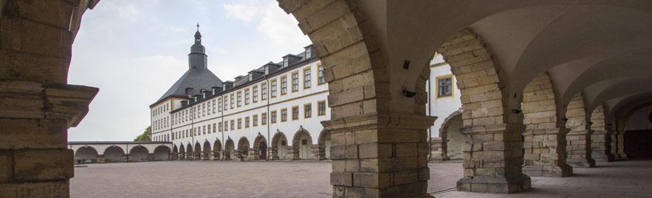 Das Schloss Friedenstein ist der größte Schlossneubau des 17. Jahrhunderts in Deutschland. (Foto: Stefan Christian Hoja)